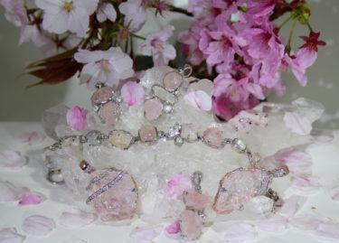 木花咲耶姫とモルガナイト