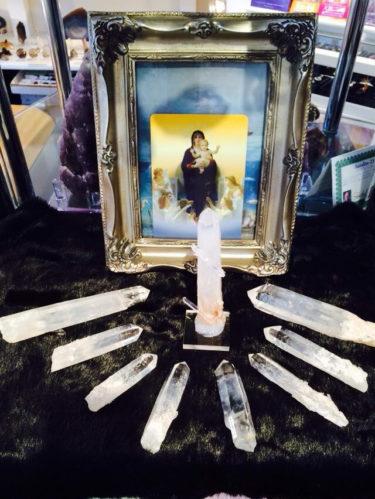 【復刻版】天使の吐息水晶